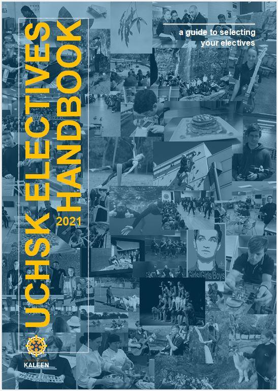 2021 Elective Handbooks