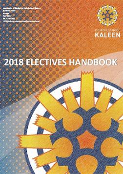 2018 Elective Handbook